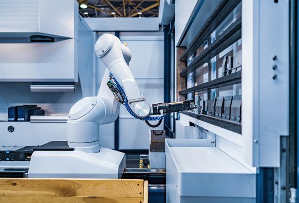 Pramonės automatizavimo sprendimai