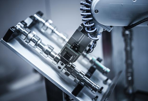Rūpniecības roboti